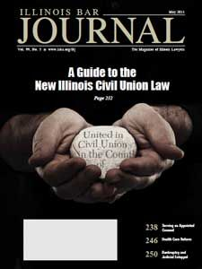 May 2011 Illinois Bar Journal Cover Image