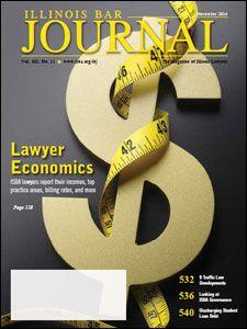 November 2014 Illinois Bar Journal Cover Image