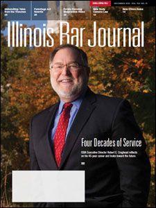 December 2015 Illinois Bar Journal Cover Image