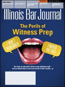 May 2016 Illinois Bar Journal Cover Image