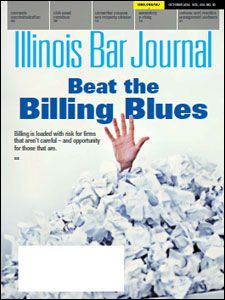 October 2016 Illinois Bar Journal Cover Image