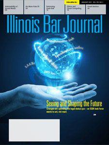January 2017 Illinois Bar Journal Cover Image