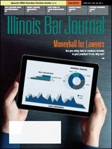 April 2017 Illinois Bar Journal Cover Image