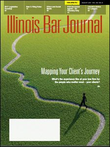 August 2017 Illinois Bar Journal Cover Image