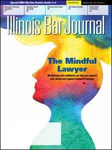 March 2018 Illinois Bar Journal Cover Image