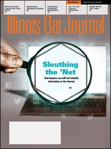June 2018 Illinois Bar Journal Cover Image
