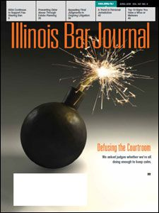 April 2019 Illinois Bar Journal Cover Image