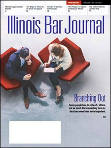 May 2019 Illinois Bar Journal Cover Image