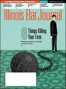 November 2019 Illinois Bar Journal Cover Image