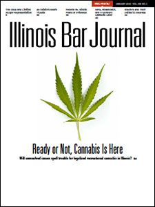 January 2020 Illinois Bar Journal Cover Image