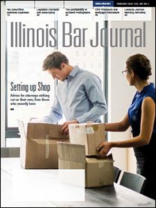 February 2020 Illinois Bar Journal Cover Image