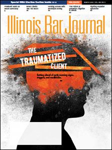 March 2020 Illinois Bar Journal Cover Image