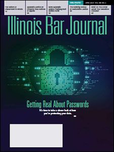 April 2020 Illinois Bar Journal Cover Image