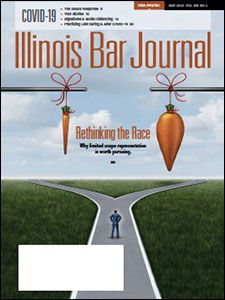 May 2020 Illinois Bar Journal Cover Image