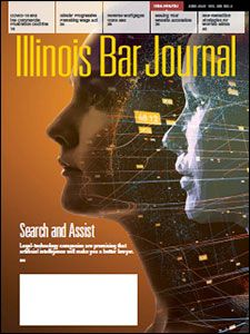 June 2020 Illinois Bar Journal Cover Image