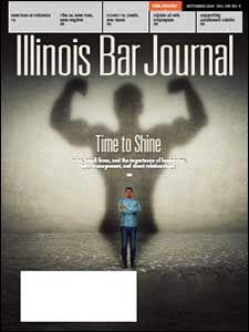 September 2020 Illinois Bar Journal Cover Image