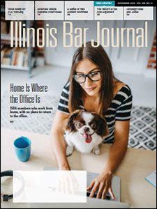 November 2020 Illinois Bar Journal Cover Image