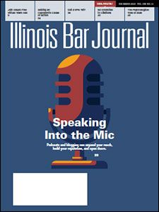 December 2020 Illinois Bar Journal Cover Image