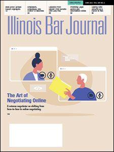 June 2021 Illinois Bar Journal Cover Image
