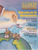 November 1998 Illinois Bar Journal Cover Image