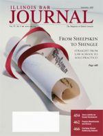 September 2009 Illinois Bar Journal Cover Image