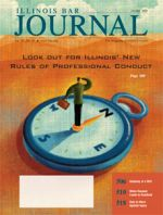 October 2009 Illinois Bar Journal Cover Image