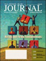 March 2011 Illinois Bar Journal Cover Image