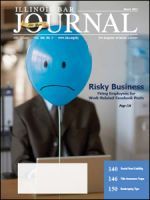 March 2012 Illinois Bar Journal Cover Image