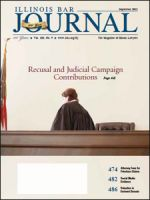 September 2012 Illinois Bar Journal Cover Image