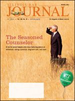 October 2012 Illinois Bar Journal Cover Image