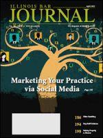 April 2013 Illinois Bar Journal Cover Image