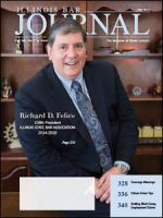 July 2014 Illinois Bar Journal Cover Image