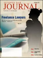 December 2014 Illinois Bar Journal Cover Image