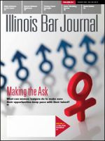 August 2015 Illinois Bar Journal Cover Image