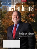December 2015 Illinois Bar Journal Cover Image