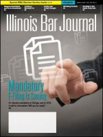 March 2016 Illinois Bar Journal Cover Image