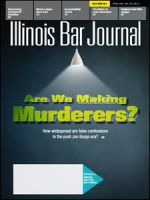 April 2016 Illinois Bar Journal Cover Image