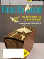 November 2016 Illinois Bar Journal Cover Image