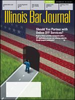 September 2017 Illinois Bar Journal Cover Image