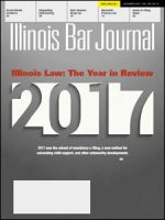 December 2017 Illinois Bar Journal Cover Image