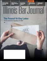November 2018 Illinois Bar Journal Cover Image