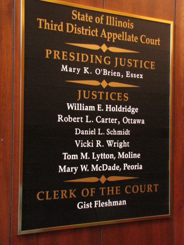 3rd District Appellate judges