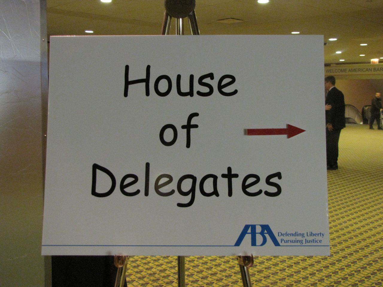 The Illinois delegation heads to the House of Delegates