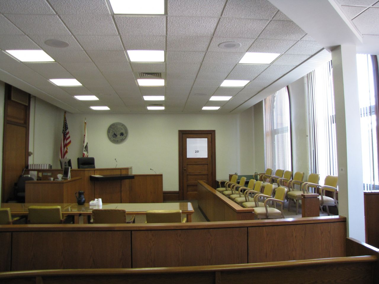 Courtroom 250