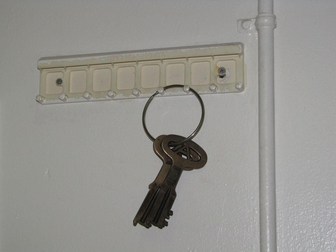 "Jail keys - same as used in movie ""The Green Mile"""