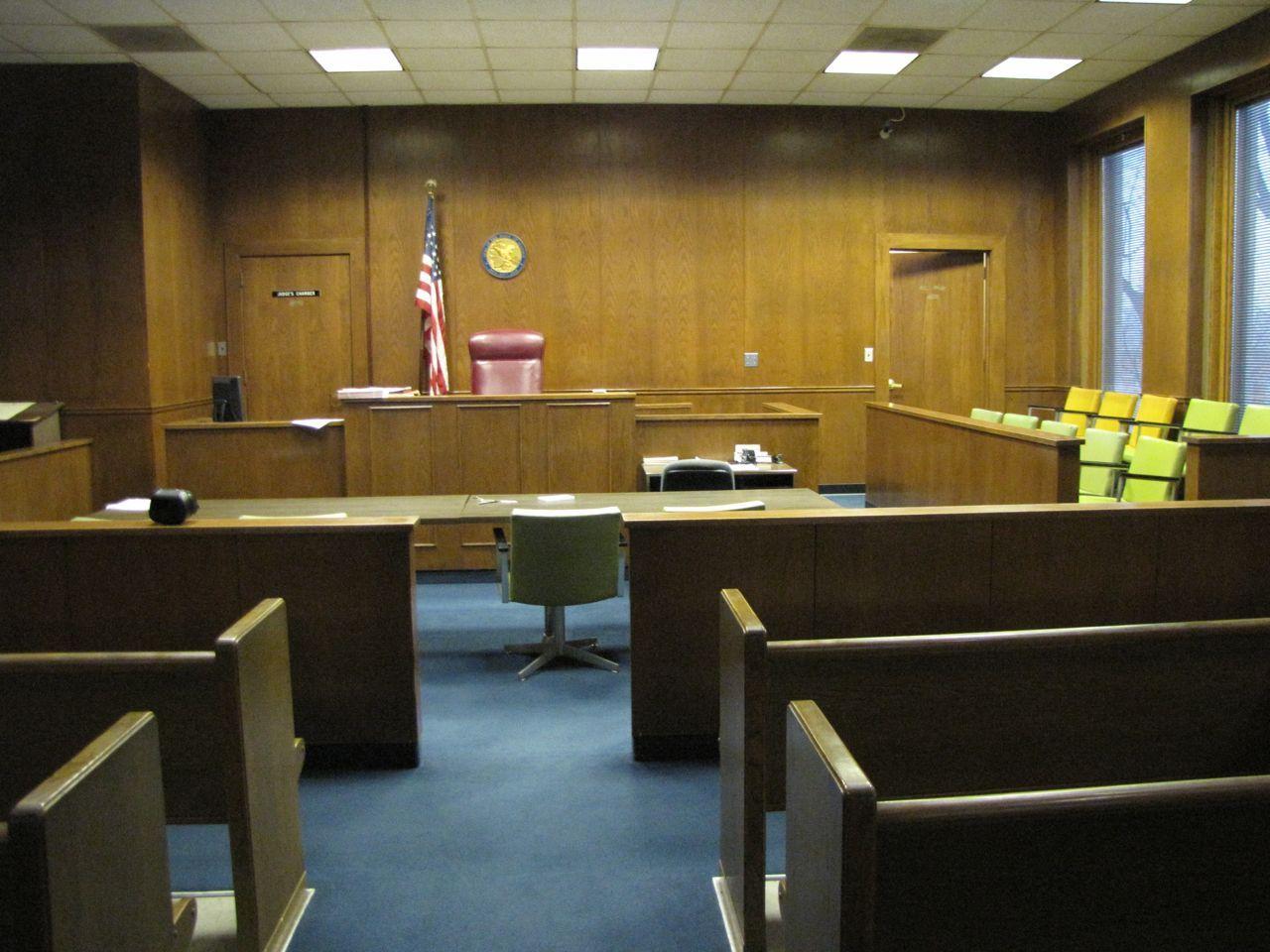 Courtroom C