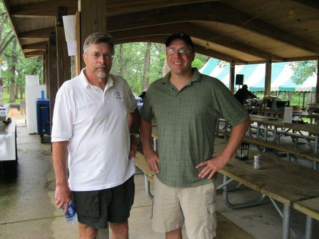 Donald L. Shriver and son Donald P. Shriver, of Shriver O'Neill & Thompson