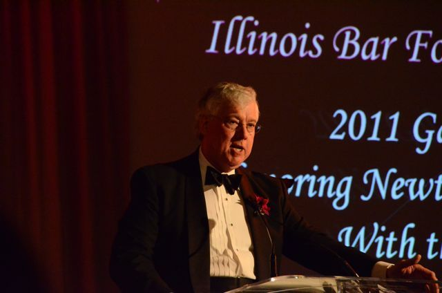 IBF President George Mahoney