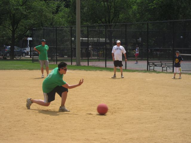 The CBA pitcher was able to hold the vaunted ISBA kickers to one run.