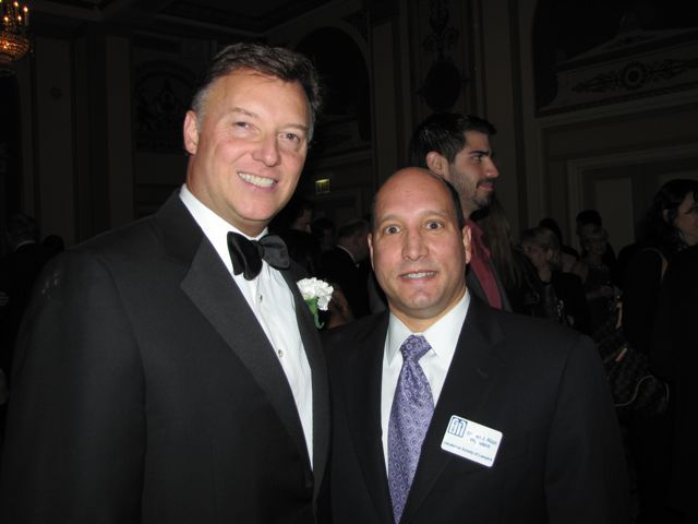 President Locallo and Decalogue Society President Steven J. Rizzi